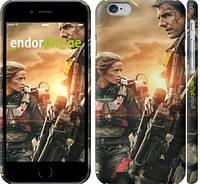 "Чехол на iPhone 6s Грань будущего ""2598c-90"""