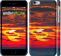 """Чехол на iPhone 6 Закат v3 """"2980c-45"""""""