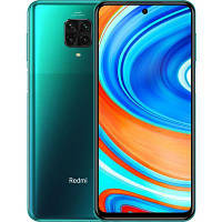 Мобильный телефон Xiaomi Redmi Note 9 Pro 6/64GB Tropical Green