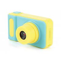 Детский фотоаппарат DVR Baby Camera V7 Blue (GM-555)