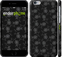 """Чехол на iPhone 6s Velodreamer """"2783c-90"""""""