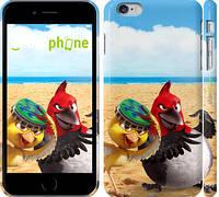 """Чехол на iPhone 6s Plus Рио 2 v2 """"2605c-91"""""""