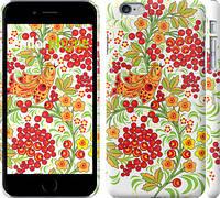 """Чехол на iPhone 6s Plus Хохлома 1 """"249c-91"""""""