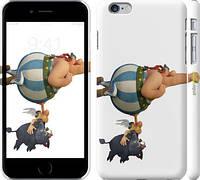 """Чехол на iPhone 6s Plus Астерикс: Земля Богов """"2634c-91"""""""