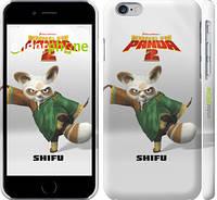 """Чехол на iPhone 6s Мастер Шифу """"196c-90"""""""