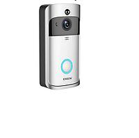 Звонок-глазок Eken V5 видеозвонок Wi-Fi micro SD (MLOL-364)