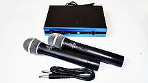 Радиосистема на 3 микрофона Behringer WM-501R универсальная система (MLOL-781)
