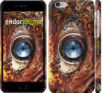 """Чехол на iPhone 6s Механический глаз """"2867c-90"""""""