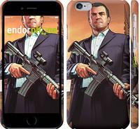 "Чехол на iPhone 6s GTA 5. Heroes 6 ""960c-90"""