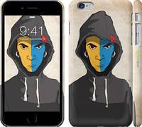 """Чехол на iPhone 6s Plus Злой подросток """"1053c-91"""""""