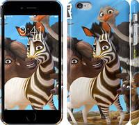 """Чехол на iPhone 6s Plus Король сафари """"2614c-91"""""""
