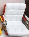 Кресло Артур белое экокожа СДМ группа, фото 8