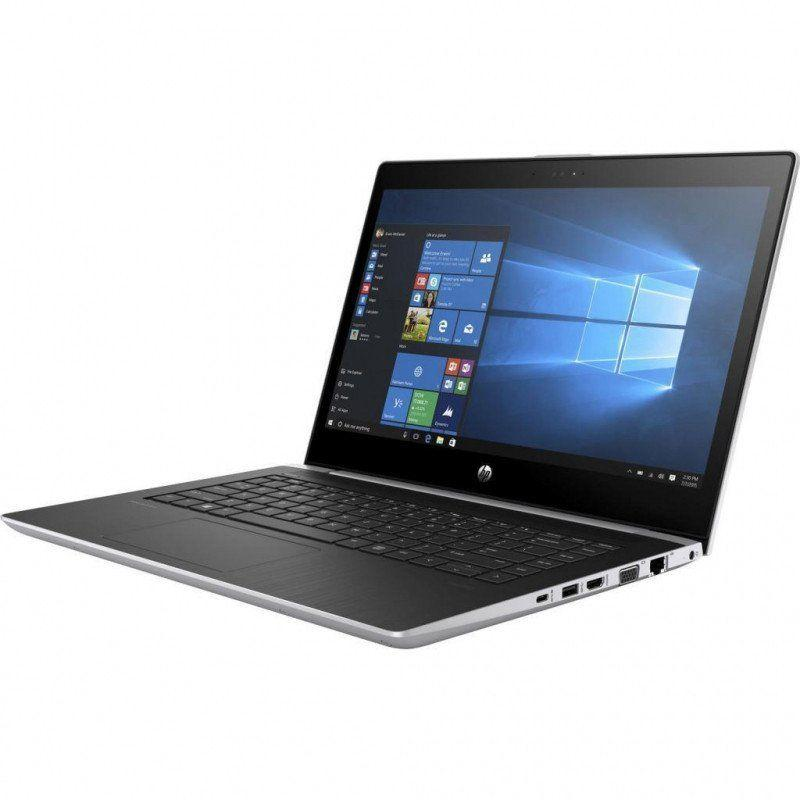 HP ProBook 430 G5 / 13.3' (1366x768) touchscreen / Intel Core i5-8250U (4 (8) ядра по 1.6-3.4GHz) / 8GB DDR4 /