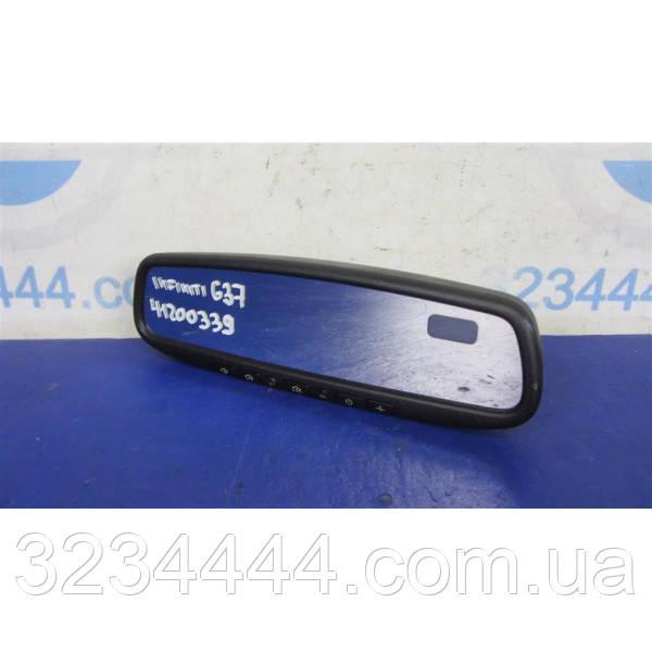 Зеркало салона INFINITI G25/G35/G37/Q40 06-14