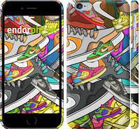 "Чехол на iPhone 6s World of Nike ""2703c-90"""