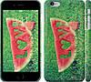 """Чехол на iPhone 6s Plus Арбузная любовь """"723c-91"""""""