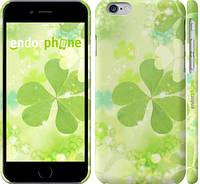 """Чехол на iPhone 6s Клевер """"459c-90"""""""