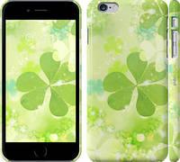 """Чехол на iPhone 6s Plus Клевер """"459c-91"""""""