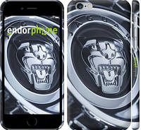 "Чехол на iPhone 6 Jaguar. Logo ""3163c-45"""