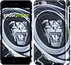 "Чехол на iPhone 6s Jaguar. Logo ""3163c-90"""