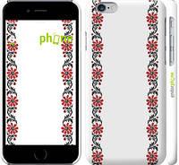 """Чехол на iPhone 6s Вышиванка 1 """"565c-90"""""""