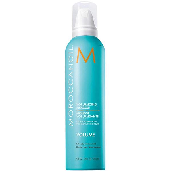 Moroccanoil Volumizing Mousse. Мусс придающий волосам объем 250 мл.