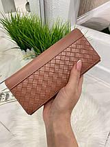 Жіночий гаманець на магнітах Asti пудровий КАМ49, фото 2