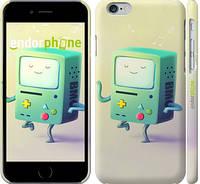 """Чехол на iPhone 6s Adventure time. Beemo v3 """"2448c-90"""""""
