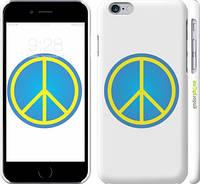 """Чехол на iPhone 6s Пацифист """"1049c-90"""""""