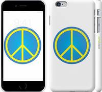 """Чехол на iPhone 6s Plus Пацифист """"1049c-91"""""""