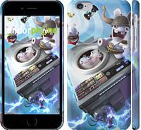 "Чехол на iPhone 6s Raving Rabbids: Travel in Time ""3018c-90"""