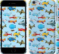 """Чехол на iPhone 6s Воздушная техника """"1003c-90"""""""