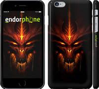 "Чехол на iPhone 6s Plus Diablo ""156c-91"""