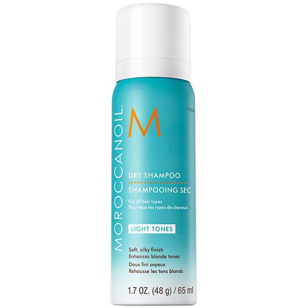 Moroccanoil Dry Shampoo Light Tones. Сухой шампунь для светлых тонов волос 65 мл.