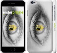 """Чехол на iPhone 6s Глаз """"877c-90"""""""