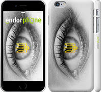 """Чехол на iPhone 6s Plus Глаз """"877c-91"""""""