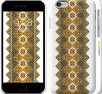 """Чехол на iPhone 6s Вышиванка 14 """"584c-90"""""""