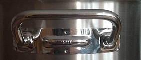Каструля з нержавіючої сталі для індукційної плити HLS 14,5 л (7725Т), фото 2