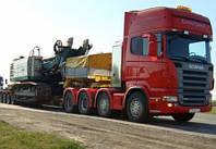 Негабаритные грузоперевозки по Украине