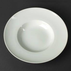 Тарелка для пасты фарфоровая 400 мл HLS (A1112)
