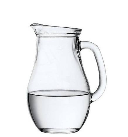 Глечик Pasabahce Jug Bistro для соку 1л. (80102), фото 2