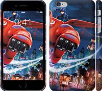 "Чехол на iPhone 6s Plus Город Героев ""2637c-91"""