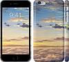 "Чехол на iPhone 6s Plus Закат v2 ""2938c-91"""