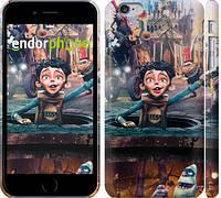"""Чехол на iPhone 6s Plus Семейка монстров """"2606c-91"""""""