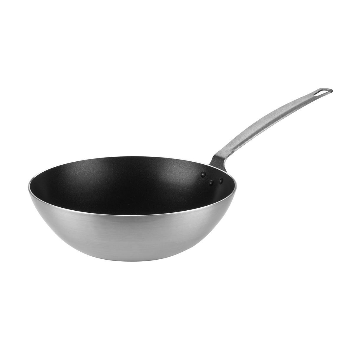 Сковорода WOK з антипригарним покриттям HLS 28см (7798Т)