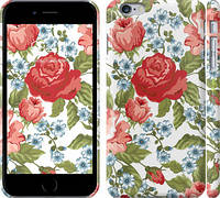 "Чехол на iPhone 6s Plus Цветы 20 ""2525c-91"""