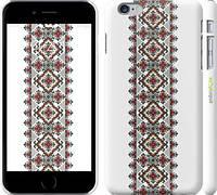 """Чехол на iPhone 6s Plus Вышиванка 22 """"590c-91"""""""