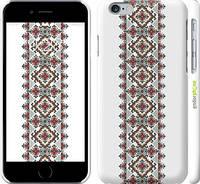"""Чехол на iPhone 6s Вышиванка 22 """"590c-90"""""""