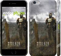 """Чехол на iPhone 6s Stalker. Граница """"634c-90"""""""