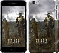 """Чехол на iPhone 6s Plus Stalker. Граница """"634c-91"""""""
